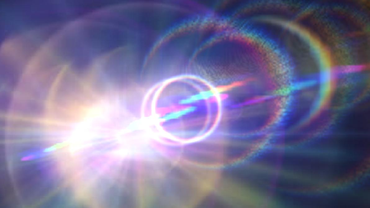MMD Rainbow Lens Flare (effect) by kkinatv on DeviantArt for Lens Light Effect Png  35fsj