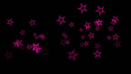 MMD Pink Stars by kkinatv