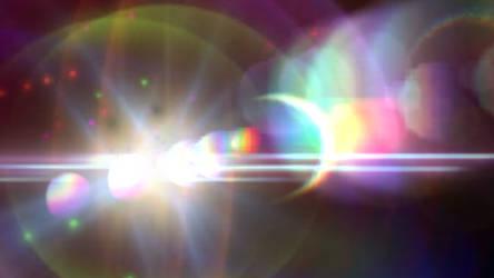 MMD Light Lens Flare