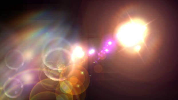 MMD effect lens flare V2