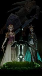 Zelda iPhone Wallpaper by AyshunDragon