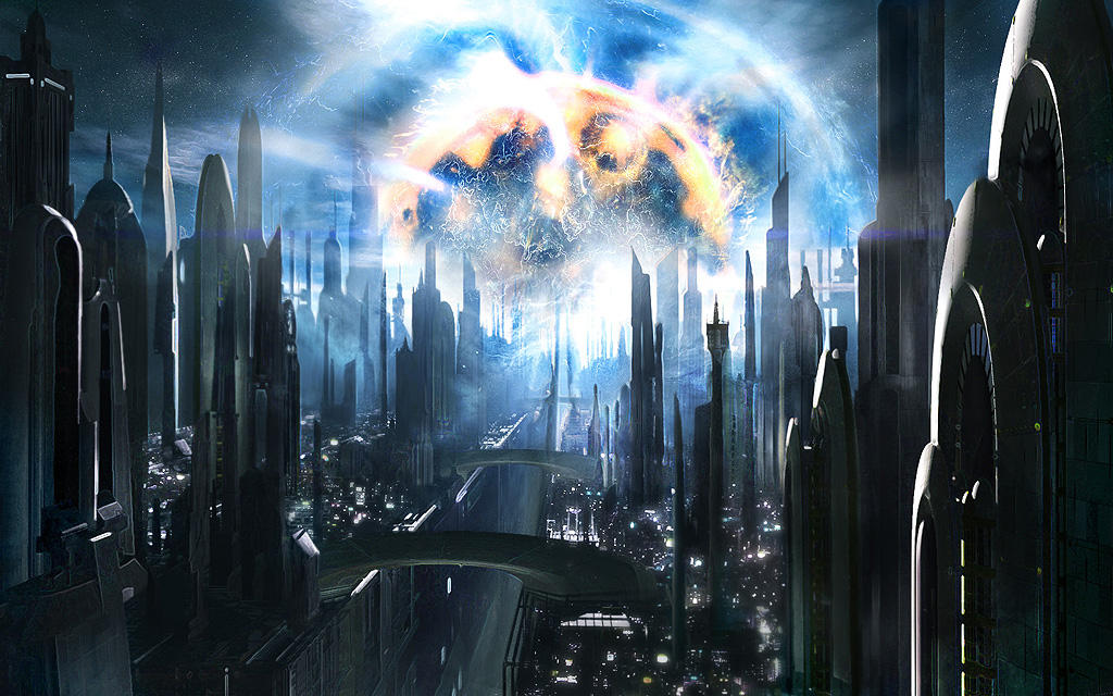 Deus Ex Machina by Orikon