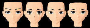 Kio combined male face pack + download