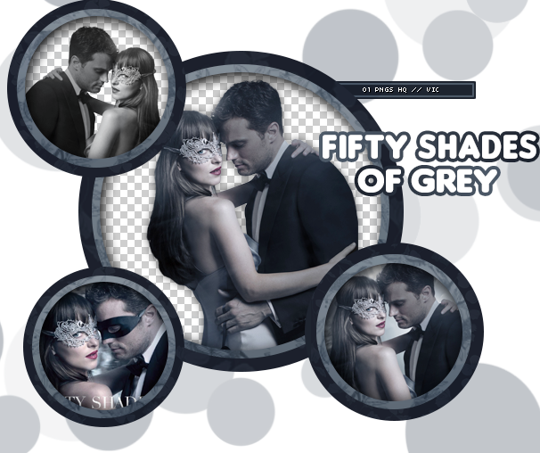 PACK PNG 280 // FIFTY SHADES OF GREY by xMissOneDirectionx