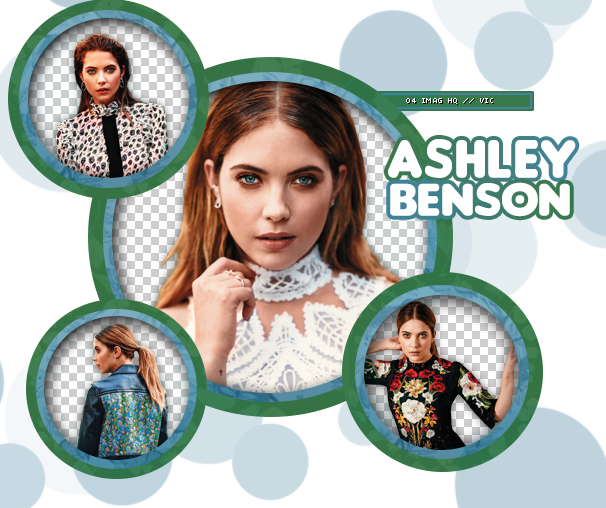 PACK PNG 281 // ASHLEY BENSON by xMissOneDirectionx