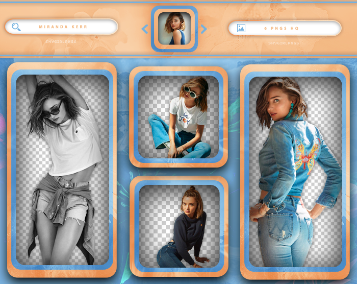 PACK PNG 396 // MIRANDA KERR by xMissOneDirectionx