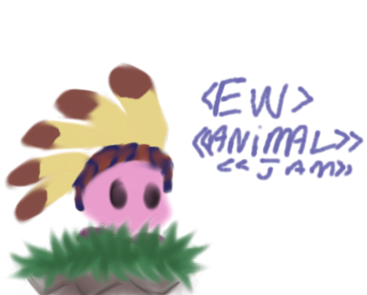 ew animal jam by dogslikedogfoud