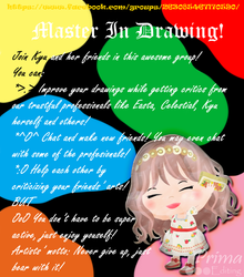 KYU Contest: MASTER IN ART! by PrimausaDora