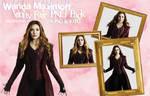 Wanda Maximoff PNG Pack || Unreleased Vanity Fair by Juliusscissors