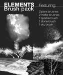 Elements Brush pack