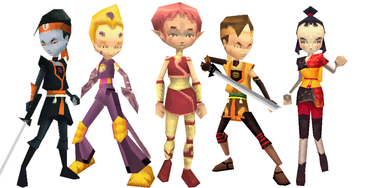 A Load Of Blogocks Some Odd Girl: MMD Request Code Lyoko NDS Characters By Lilothestitch On