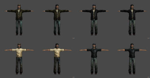 The Walking Dead Collection - Kenny (Season 2)