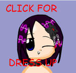 Gothic Girl Dressup Game