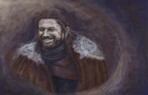 Eddard Stark - Lord of Winterfell