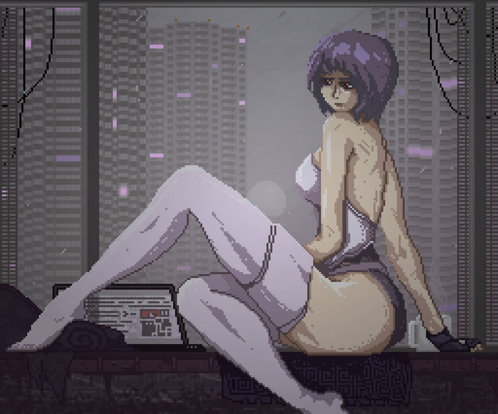 Motoko (Ghost in the Shell)