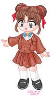 Chibi Miaka Yuki