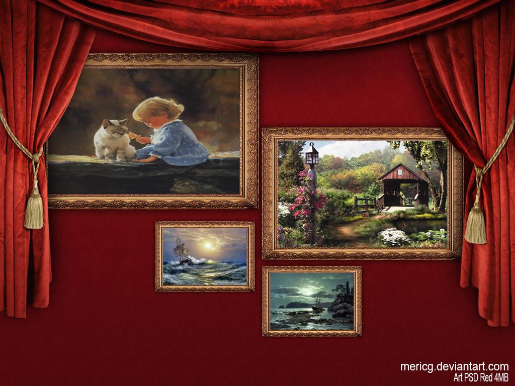 Art PSD 1 Red by MericG