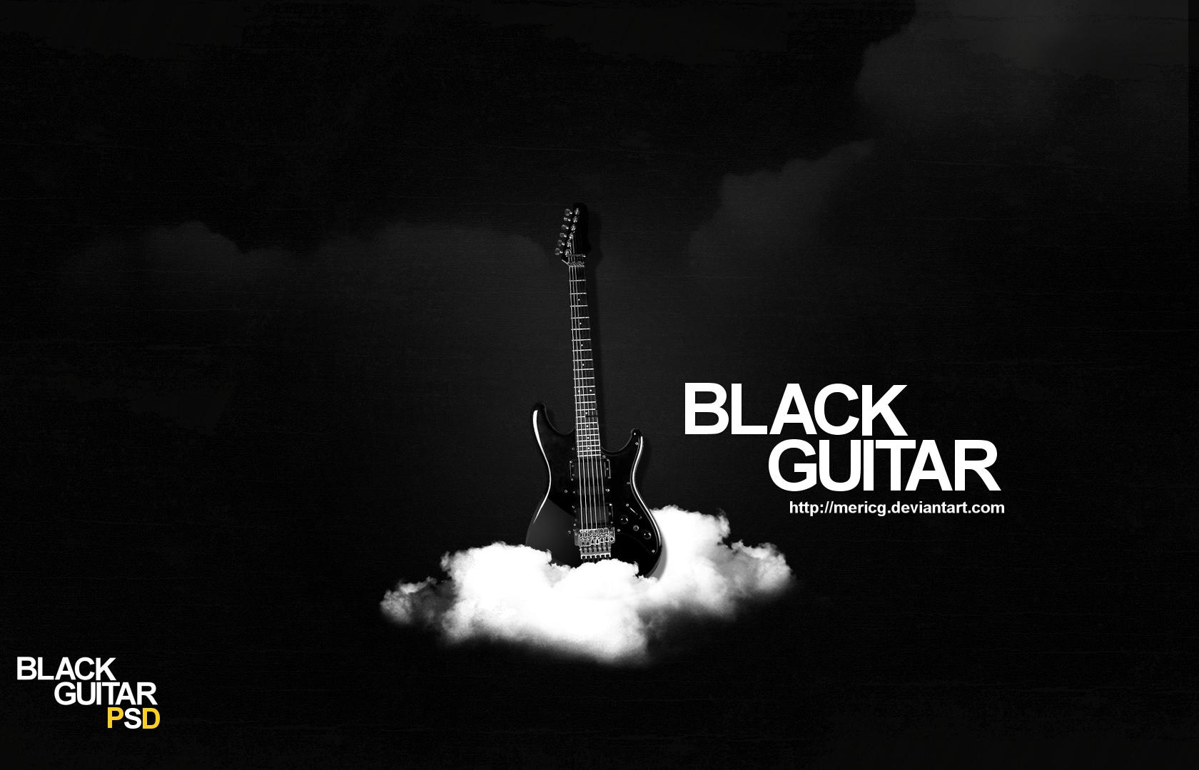 ... photoshop psd files 2010 2014 mericg black guitar psd 1680x1080