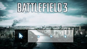 Battlefield 3 cursor