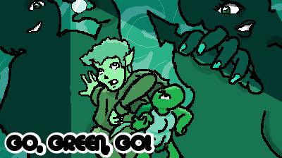 Kami - Go, Green, Go 2 by Atelier-Kamishibai