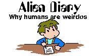 Kami - Alien Diary