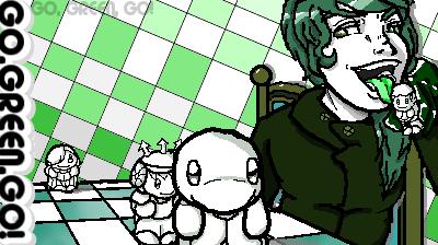 Kami - Go, Green, Go 3 by Atelier-Kamishibai