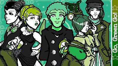 Kami - Go, Green, Go 5 by Atelier-Kamishibai