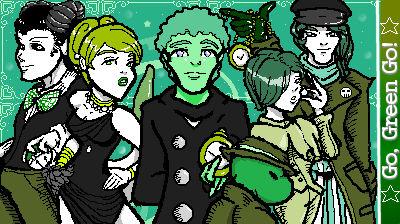 Kami - Go, Green, Go 5