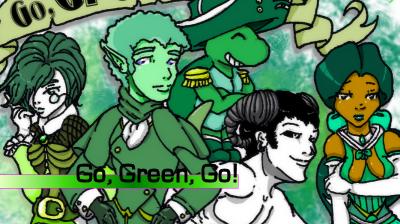 Kami - Go, Green, Go 6 by Atelier-Kamishibai