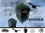 Avatar brushes set