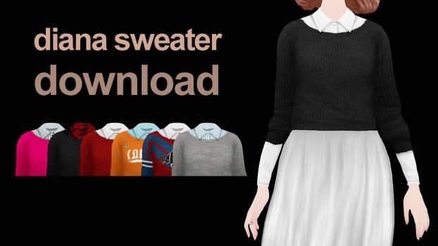 sentate diana sweater DOWNLOAD