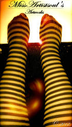 Stockings by MissArtistsoul