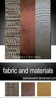Fabric texture pack 2