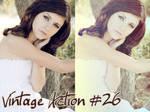 Vintage action 26