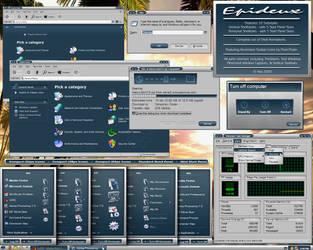 Epideux by hus
