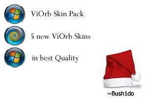 New 5 ViOrb Skins by Bush1do