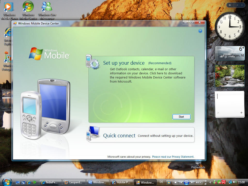 It tutorials and lessons: windows mobile device hangs on splashscreen.