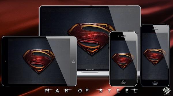 Man Of Steel Wallpaper Pack By IJonas95