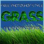 EVA BAXTER DESIGNS - FREEBIE GREEN GRASS STYLE