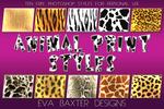 EVA BAXTER DESIGNS - ANIMAL PRINT PS STYLES