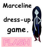 Marceline dress-up game