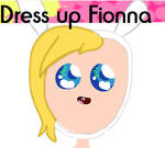 Dress-up Fionna