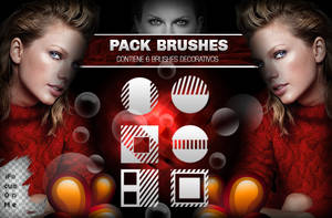 +BRUSHES ABSTRACT GEOMETRIC by swxt-moon