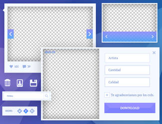 + FREE PREVIA PNGS || PSD by swxt-moon