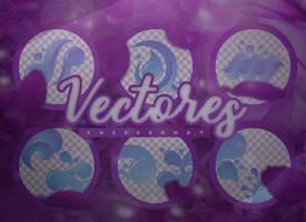 // VECTORES (SPLASH) // by swxt-moon