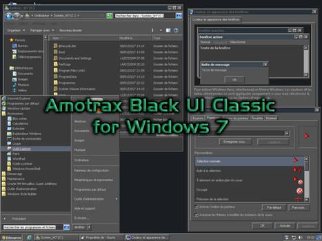 Amotrax Black UI Classic V1.1