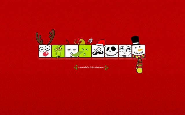Cubie Christmas