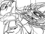 Song video animatic