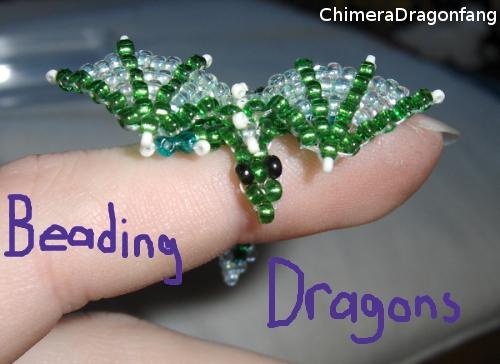 Bead Dragon Instructions by ChimeraDragonfang on DeviantArt