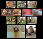 Stock Pack: Industrial Rusty Stuff Vol. 1